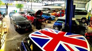 รถมินิ ซ่อมรถมินิ MINI BMW