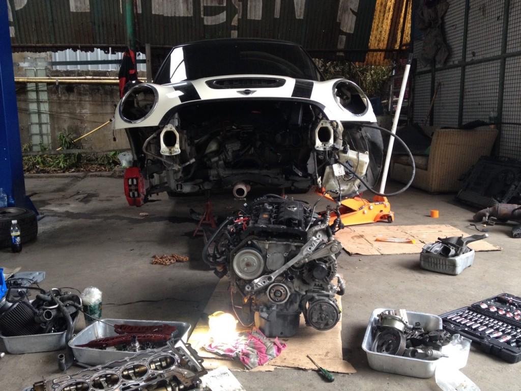 อู่ซ่อมรถมินิ BMW เบนซ์