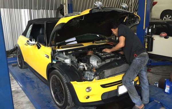 ซ่อม มินิ R52