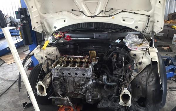ซ่อมใหญ่ มินิ คูปเปอร์ R50