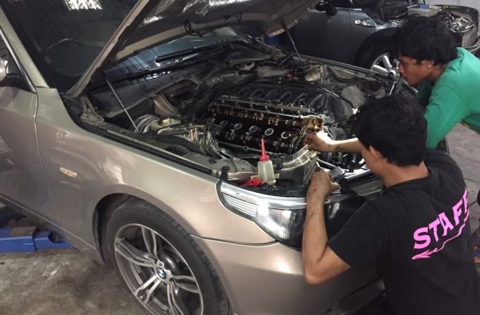 ซ่อม Vanos BMW Series 5