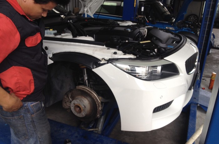 ซ่อมช่วงล่าง BMW Series 3