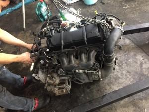 อู่ซ่อม mini และ bmw น้ำมันเครื่องรั่วซึม