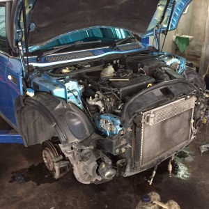 mini R50 เข้ารับการตรวจเช็คปัญหา Air compressor เสียงดัง